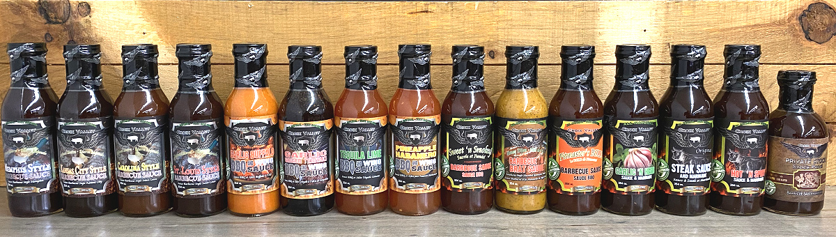 Station Beach Barbecue - Croix Valley Sauces & Marinades