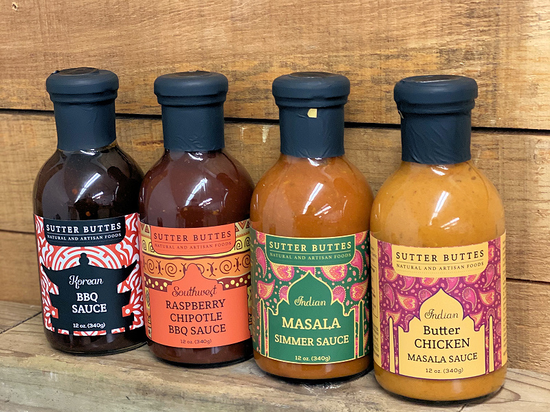 Sutter Buttes BBQ Sauces