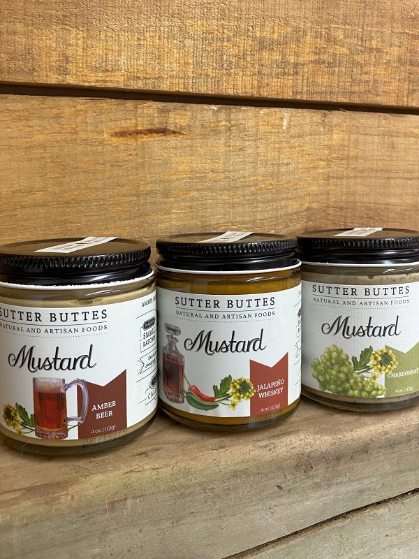 Sutter Buttes Mustard